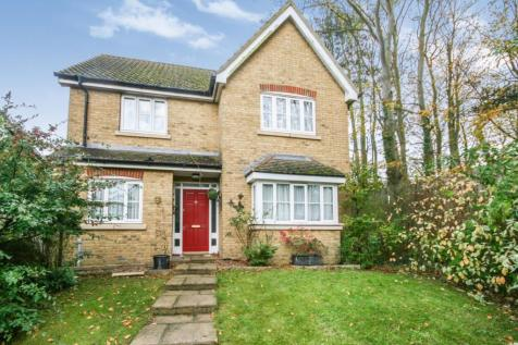 Redwood Close, Canterbury, CT4. 4 bedroom detached house