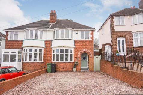 Old Park Road, Dudley, DY1. 3 bedroom semi-detached house for sale