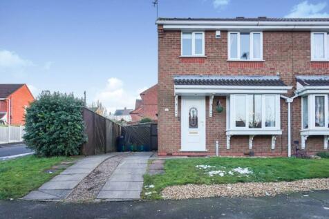 Denbigh Close, Dudley, DY1. 3 bedroom semi-detached house for sale