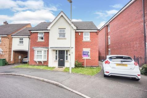 Attingham Drive, Dudley, DY1. 4 bedroom detached house