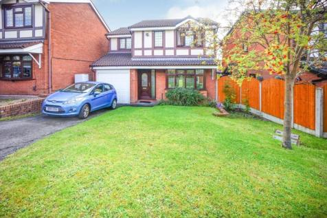Ludlow Way, Dudley, DY1. 4 bedroom detached house