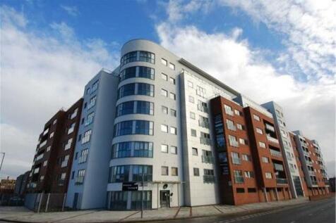 39 Leeds Street, Liverpool, L3. 2 bedroom apartment