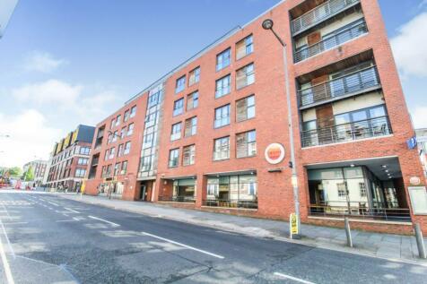 136 Duke Street, Liverpool, L1. 2 bedroom apartment