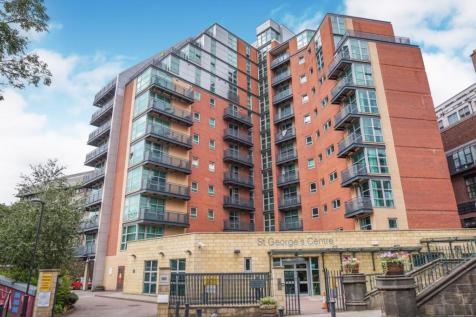 60 Great George Street, Leeds, LS1. 1 bedroom flat