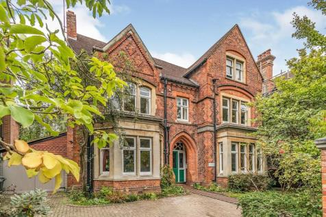 Alexandra Road, Reading, RG1. 6 bedroom detached house for sale