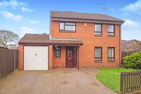 Copperfields, Totton Southampton, SO40. 4 bedroom detached house