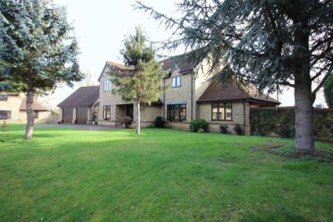 Garden Grove, Whittlesey, Peterborough, PE7. 4 bedroom detached house