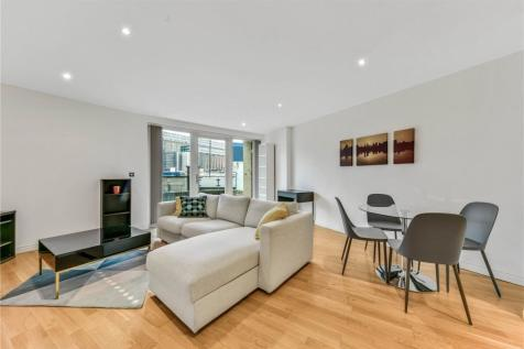Viridian Apartments, 75 Battersea Park Road, SW8. 1 bedroom apartment