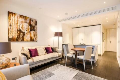 Riverwalk, 161 Millbank, SW1P. 1 bedroom apartment