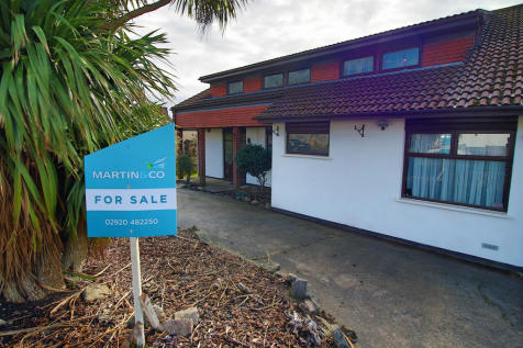 Lynmouth Drive, Sully. 5 bedroom detached house for sale