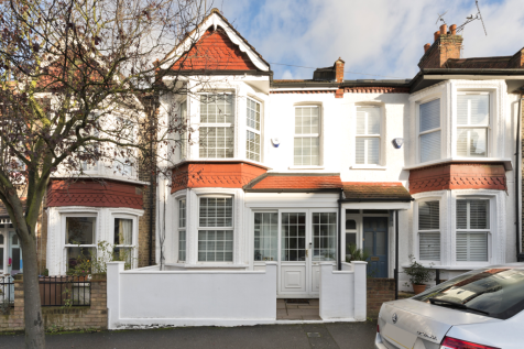 Pearl Road, Walthamstow, London, E17. 3 bedroom terraced house for sale