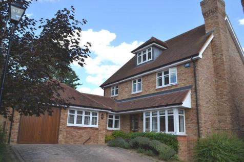 Maple Close, Tonbridge. 5 bedroom detached house for sale