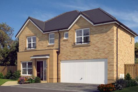 Gorton Road, Rosewell, Midlothian, EH24 9AD. 4 bedroom detached house