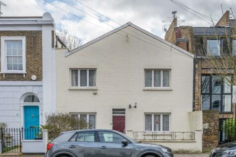 Furlong Road, London, N7. 3 bedroom terraced house for sale