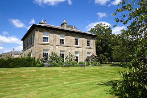 TAITLANDS, STAINFORTH, SETTLE, BD24 9PH. 7 bedroom country house for sale
