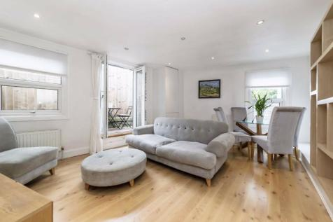 Balham High Road, Balham. 2 bedroom flat