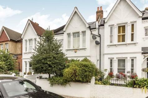 Sternhold Avenue, Balham. 4 bedroom terraced house for sale