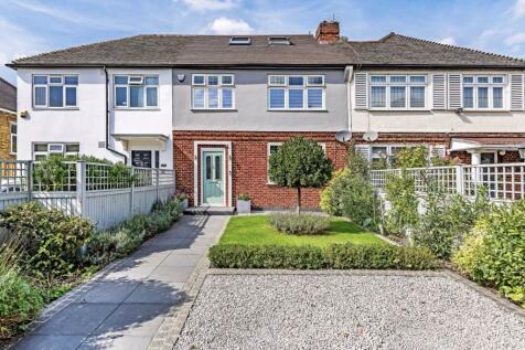 New Park Road, Balham. 4 bedroom house for sale