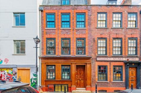 Princelet Street, Spitalfields, London, E1, tower-hamlets property