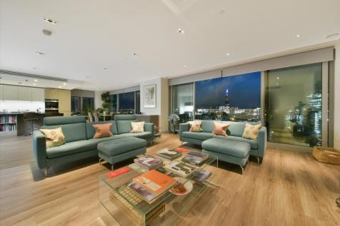 Cashmere House, 37 Leman Street, Aldgate, London, E1.. 3 bedroom flat for sale