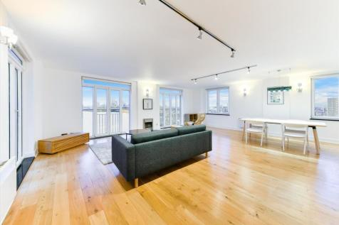 Dundee Wharf, 100 Three Colt Street, Limehouse, London, E14. 3 bedroom flat for sale