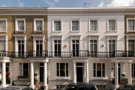 Hollywood Road, Chelsea, London, SW10. 6 bedroom terraced house for sale