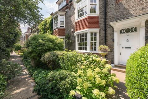 Chelsea Park Gardens, London, SW3. 6 bedroom semi-detached house for sale