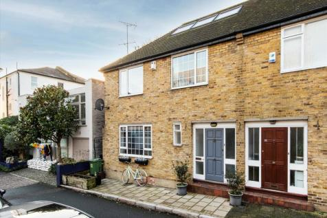 Wavel Mews, London, NW6. 3 bedroom terraced house for sale
