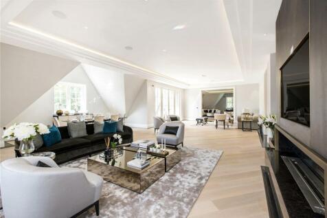 The Bishops Avenue, Hampstead Garden Suburb, London, N2. 4 bedroom flat for sale