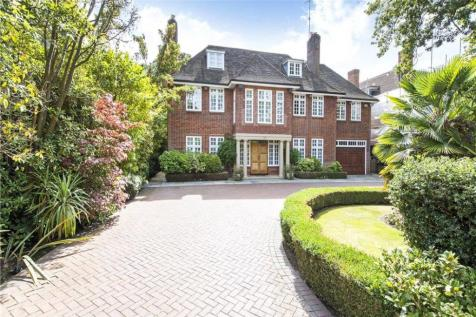 Ingram Avenue, Hampstead Garden Suburb, NW11. 7 bedroom detached house for sale