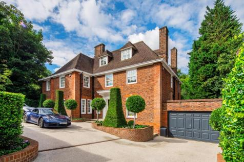Winnington Road, London, N2. 6 bedroom detached house for sale