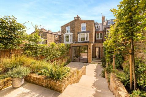 Hillfield Road, London, NW6. 4 bedroom semi-detached house for sale