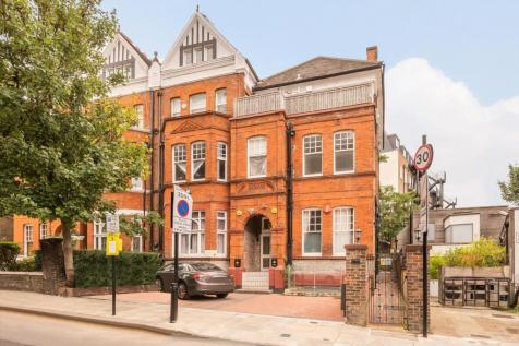 Frognal, Hampstead, NW3. 3 bedroom flat for sale
