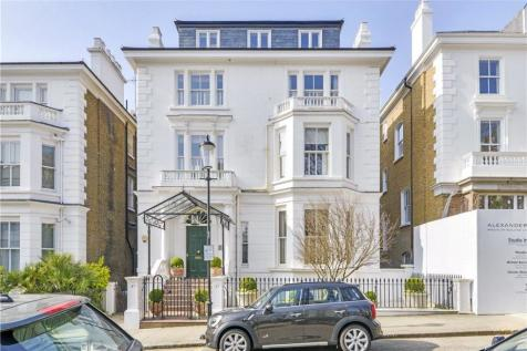 Phillimore Gardens, Kensington, London, W8. 7 bedroom detached house for sale