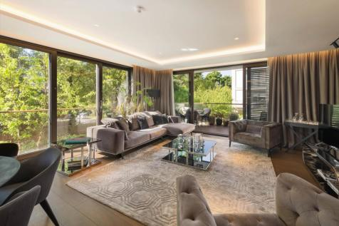 Holland Park Villas, 6 Campden Hill, London, W8. 3 bedroom flat