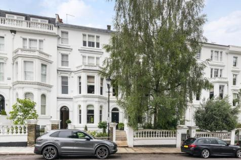 Argyll Road, London, W8. 5 bedroom terraced house