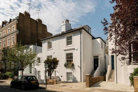 Monmouth Road, London, W2. 5 bedroom semi-detached house