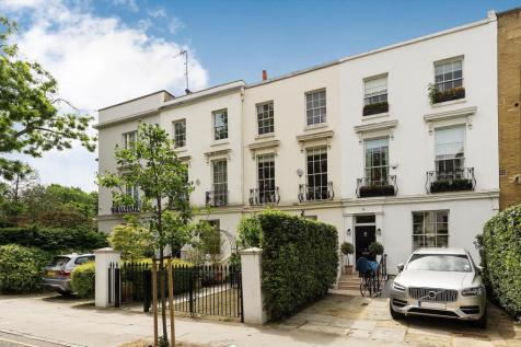 Chepstow Crescent, Notting Hill, London, W11. 4 bedroom terraced house