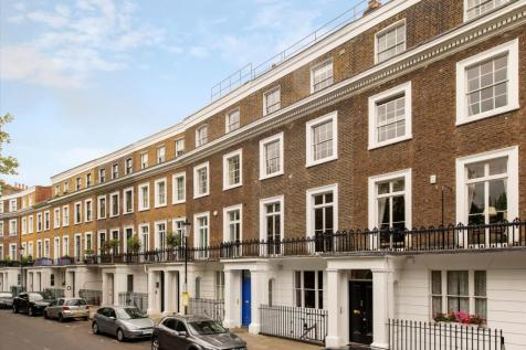 Ladbroke Square, London, W11. 5 bedroom terraced house