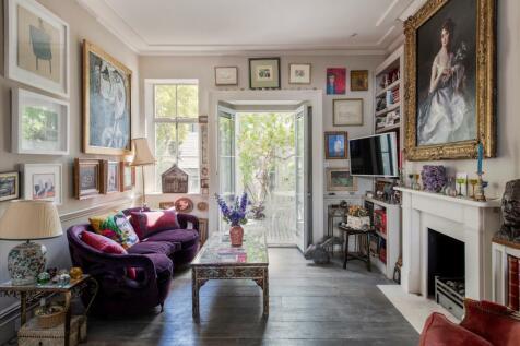 Newton Road, W2. 4 bedroom terraced house