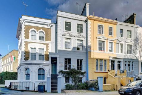 Clarendon Road, Notting Hill, London, W11. 5 bedroom terraced house for sale