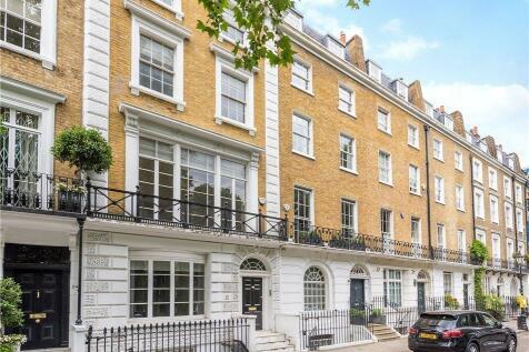 Montpelier Square, Knightsbridge, London, SW7. 6 bedroom terraced house for sale