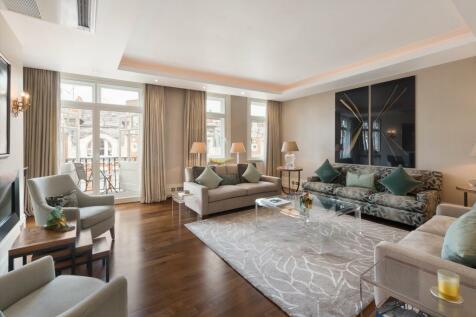 Basil Mansions, Basil Street, London, SW3. 4 bedroom flat