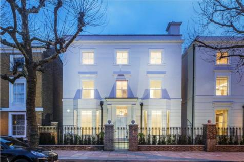 Hamilton Terrace, London, NW8. 6 bedroom detached house