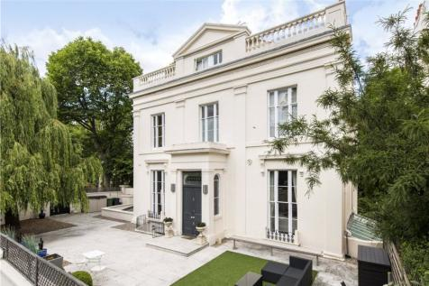 Warwick Avenue, London, W2. 6 bedroom semi-detached house