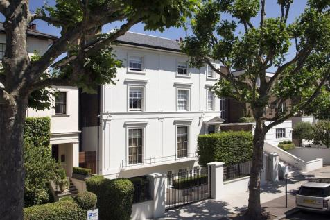 Hamilton Terrace, St John's Wood, London, NW8. 6 bedroom detached house for sale