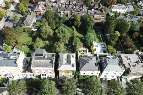 Hamilton Terrace, London, NW8. 5 bedroom detached house for sale