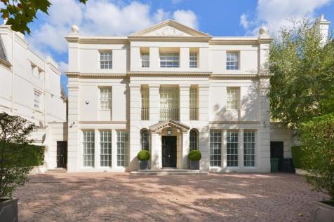 Avenue Road, St. Johns Wood, London, NW8. 8 bedroom detached house for sale