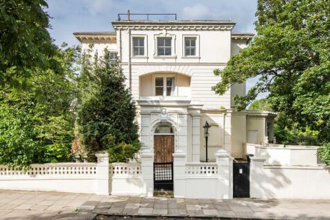 Blomfield Road, London, W9. 6 bedroom link detached house for sale