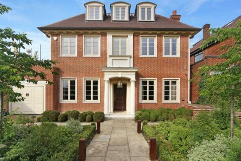 Lambourne Avenue, Wimbledon, London, SW19. 7 bedroom detached house for sale